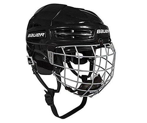 Bauer IMS 5.0 Helmet Combo, Black, Medium