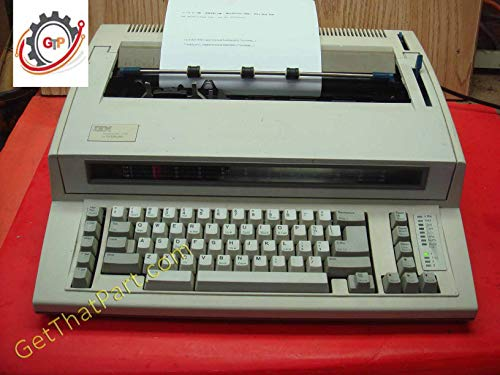 IBM Wheelwriter 1000 Typewriter