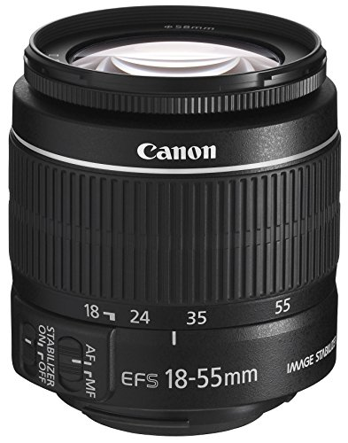 Canon EF-S 18-55mm f/3.5-5.6 is II SLR Lens - Mark II (White Box)