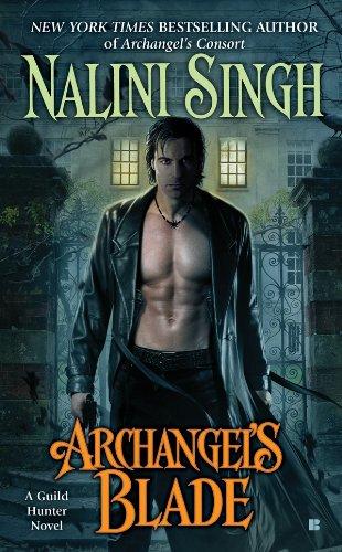 Archangel's Blade (Guild Hunter Book 4)