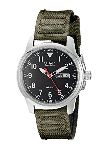 Citizen Eco-Drive Chandler Field Watch for Men, BM8180-03E
