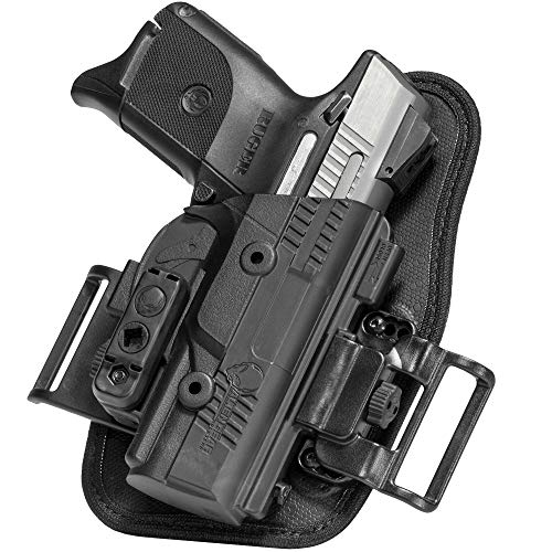 Alien Gear holsters ShapeShift OWB Slide Holster Holster for a Glock 19 (Right Handed)
