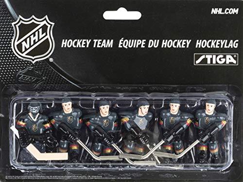 STIGA NHL Las Vegas Golden Knights Table Top Hockey Game Players Team Pack