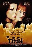 PRACTICAL MAGIC (1998) Original Authentic Movie Poster 27x40 - Single-Sided - ROLLED - Sandra Bullock - Nicole Kidman - Evan Rachel Wood - Stockard Channing