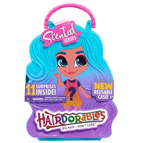 Hairdorables ‐ Collectible Dolls Series 4 (Styles May Vary)