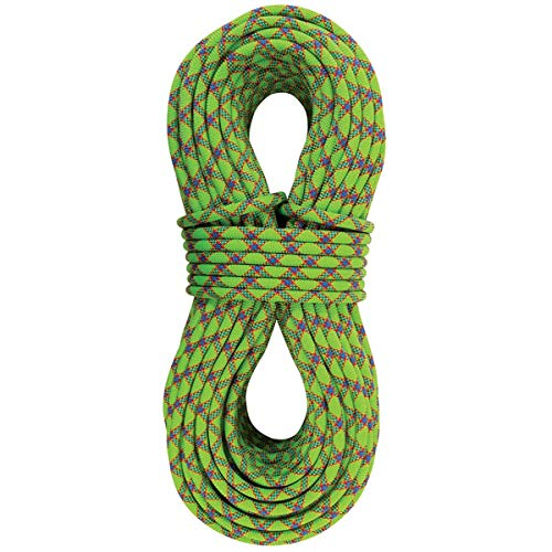 Sterling Evolution Velocity DryXP Climbing Rope - Neon Green 60M