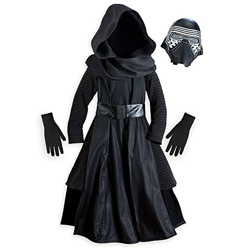 Star Wars Kylo Ren Costume for Kids The Force Awakens Size 7/8