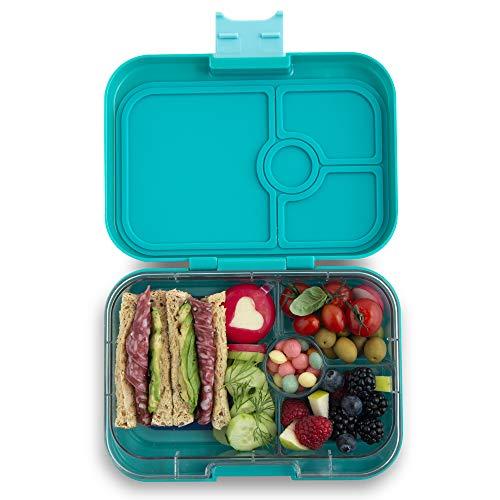 Yumbox Panino Lunch Box for Children and Adults (Kashmir Aqua)