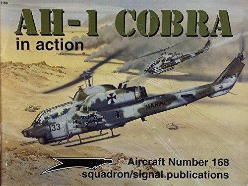 AH-1 Cobra in action - Aircraft No. 168