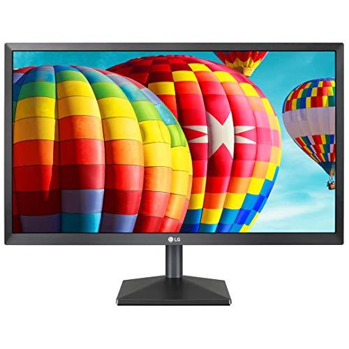 LG 24MK430H-B 24' LED IPS LCD Monitor HDMI VGA 1080p Widescreen w/AMD FreeSync - Black