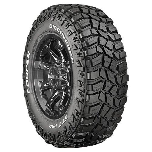 Cooper Discoverer STT Pro All- Season Radial Tire-LT225/75R16 112Q