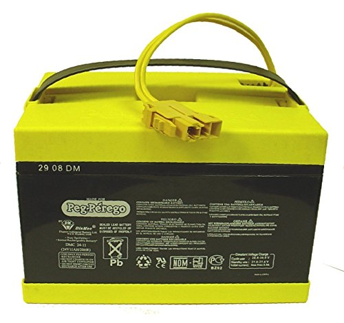 Peg Perego 24 Volt Replacement Battery for Peg Perego Vehicles
