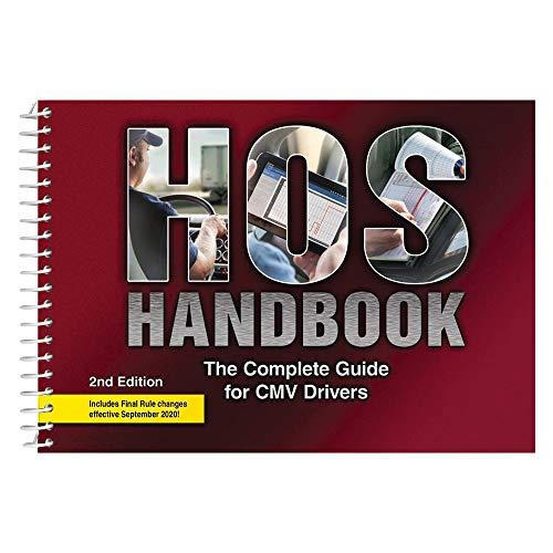 J.J. Keller 48553 HOS Handbook: The Complete Guide for CMV Drivers, 2nd Edition