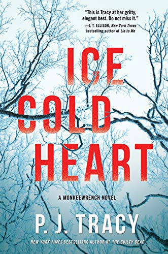 Ice Cold Heart: A Monkeewrench Novel