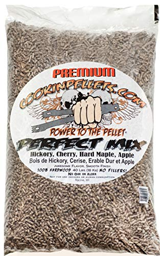 CookinPellets 40PM Perfect Mix, 1 Pack