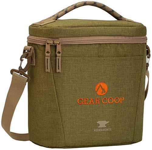 Mountainsmith The Sixer Cooler Bag - Gear Coop Cedar Green