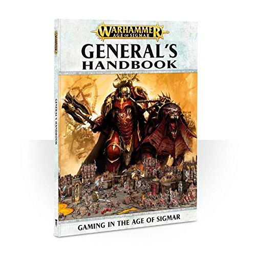 Games Workshop Age of Sigmar General's Handbook (Softcover)