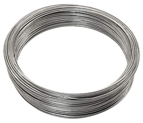 OOK 50143 Solid Utility Wire, 1 Pack, Silver
