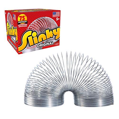 Slinky Brand The Original Slinky Kids Spring Toy