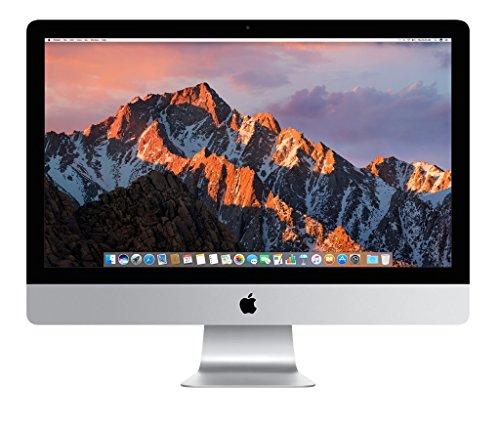 Apple MNED2LL/A 27-inch iMac Retina 5K Display, 3.8GHz Intel Core i5 Quad Core, 8GB RAM, 2TB Fusion Drive, Silver (Renewed)