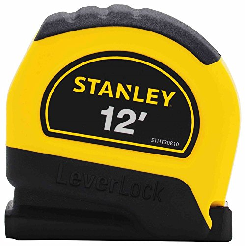 Stanley LeverLock 30-810 Tape Rule