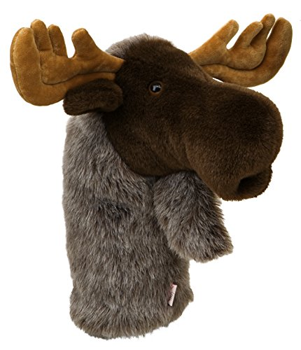 Daphne's Moose Headcovers