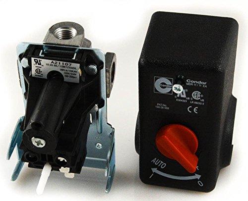 Black and Decker/ DeWalt AB-9063158 Pressure Switch