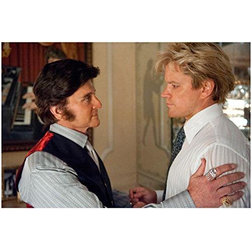Behind the Candelabra Matt Damon (Scott Thorson) Looking at Michael Douglas (Liberace) 8 x 10 Inch Photo