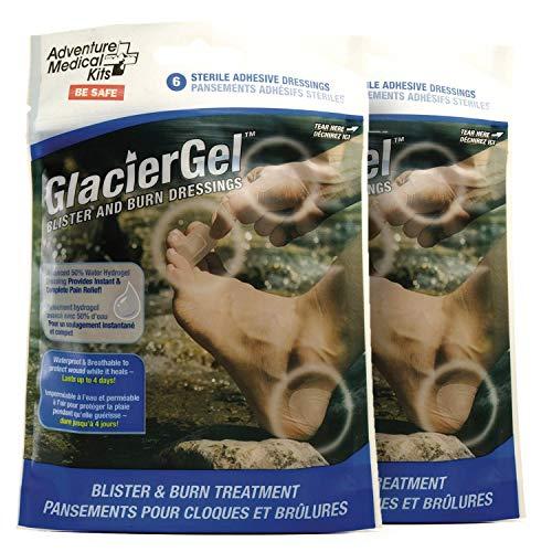 Adventure Medical Kits GlacierGel Blister & Burn Kit (Pack of 2)