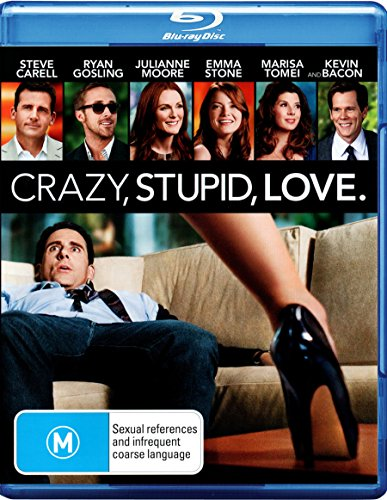Crazy, Stupid, Love | NON-USA Format | Region B Import - Australia