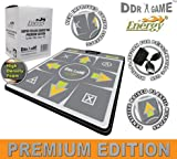 Dance Dance Revolution Energy HD 1' Foam Deluxe Dance Pad for PS/ PS2/ Wii/ Xbox/ PC - DDR Game