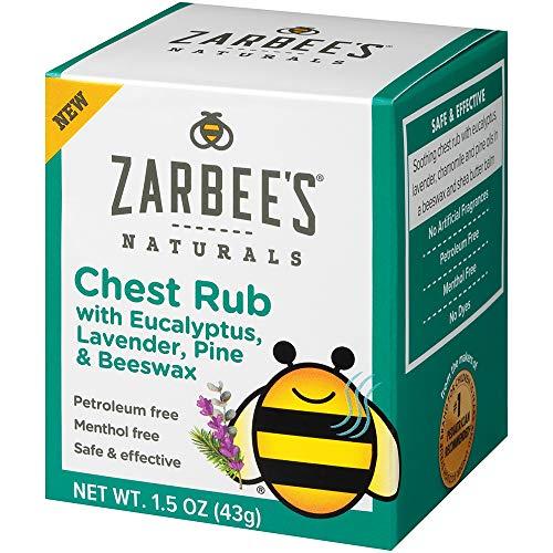 Zarbee's Naturals Children's Chest Rub 1.5 Ounce