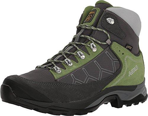 Asolo Women's Falcon GV Hiking Boot Graphite/Graphite/English Ivy 8