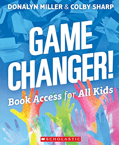 Game Changer! Book Access for All Kids