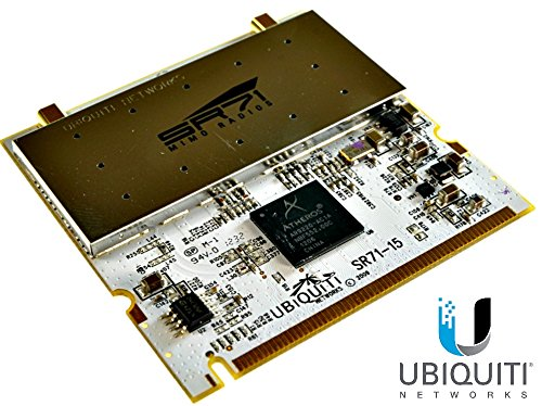 Ubiquiti SR71-15 MINI-PCI ADAPTER 802.11a/n 500mW