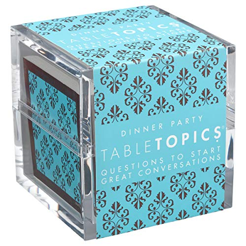 TableTopics Dinner Party Edition: Questions to Start Great Conversations