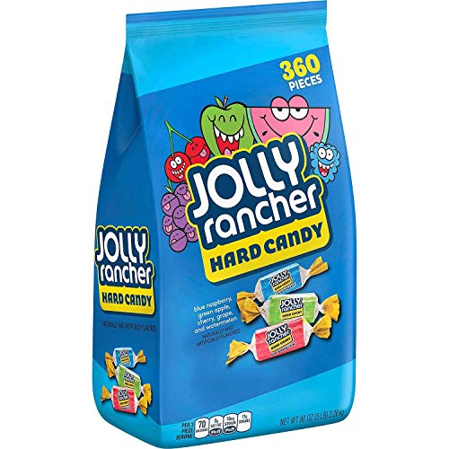 Jolly Rancher Hard Candy Tropical Flavor, 5 pound