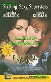 Practical Magic: PPV: Sexy Sandra Bullock, Nicole Kidman: Original Photo Print Ad!