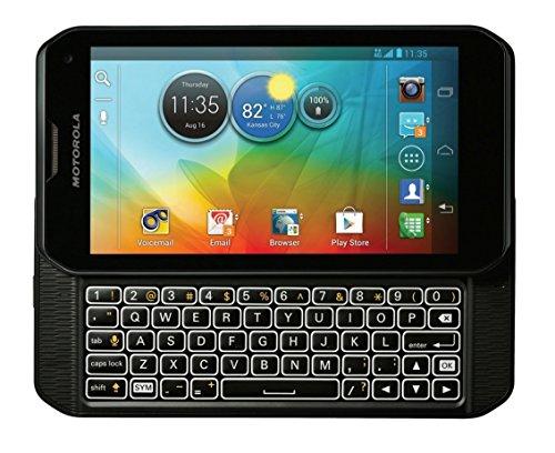 Motorola Photon Q XT897 Sprint CDMA 4G LTE Dual-Core Android Smartphone w/ Touchscreen + Slide-out Keyboard - Black