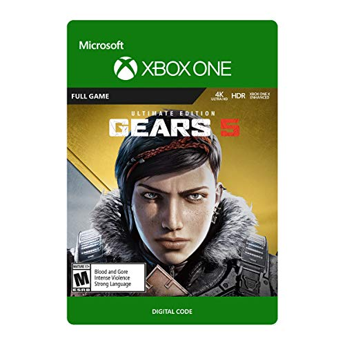 Gears 5 Ultimate Edition - Xbox One [Digital Code]
