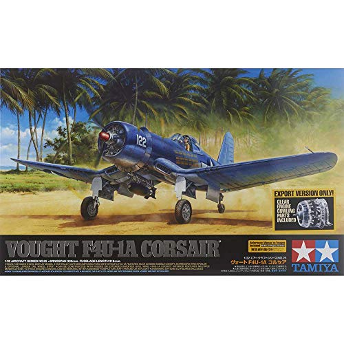 Tamiya Models Vought F4U-1A Corsair Kit