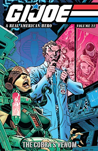 G.I. JOE: A Real American Hero, Vol. 22 - The Cobra's Venom (G.I. JOE RAH)