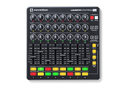 Novation Launch Control XL MkII, Ableton Live Controller