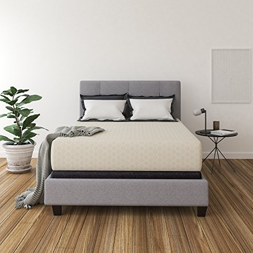 Ashley Chime 12 Inch Medium Firm Memory Foam Mattress - CertiPUR-US Certfied, Queen