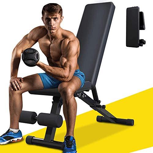Weight Bench Heavy Duty Adjustable Roman Chair bar set press marcy olympic cap strength standard lb