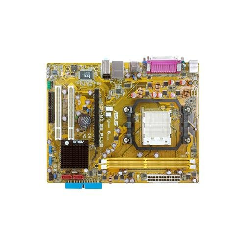 ASUS M2N-MX SE Plus AM2 Nvidia 6100 DDR2-800 Nvidia 6100 IGP ATX Motherboard