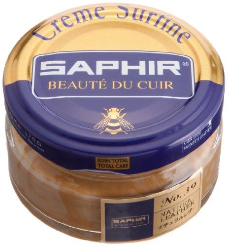 Saphir Creme Surfine Pommadier Shoe Polish 50ml - Natural Leather