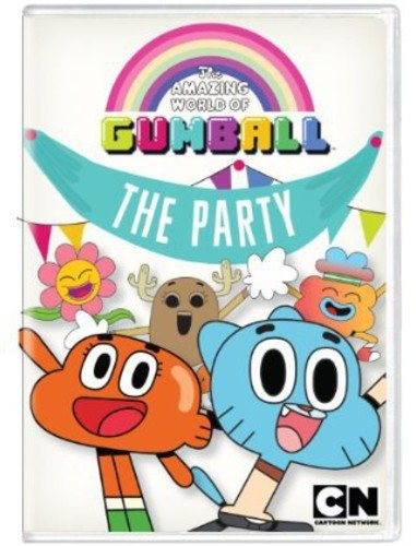 Cartoon Network: Amazing World of Gumball, The: Volume 3 - The Party (DVD)