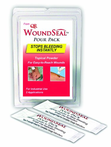 Medique 2332 WoundSeal Powder Easy to Reach Wounds 2 Applications