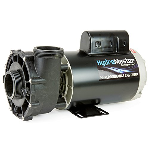 HydroMaster 3 HP Hot Tub Spa Pump Side Discharge 2-SPD 56-Frame LX Motor 240V (Also Replaces Waterway or Aqua-Flo)